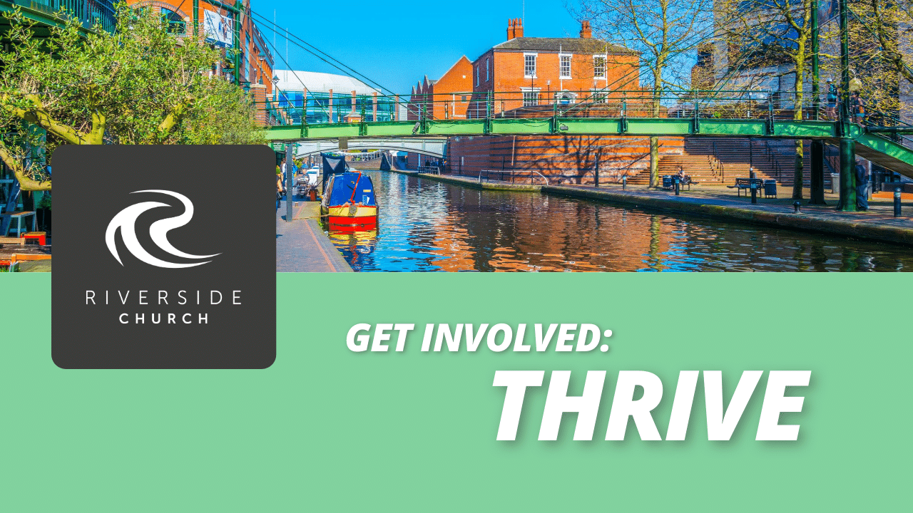Get Involved: THRIVE (Coming Soon)