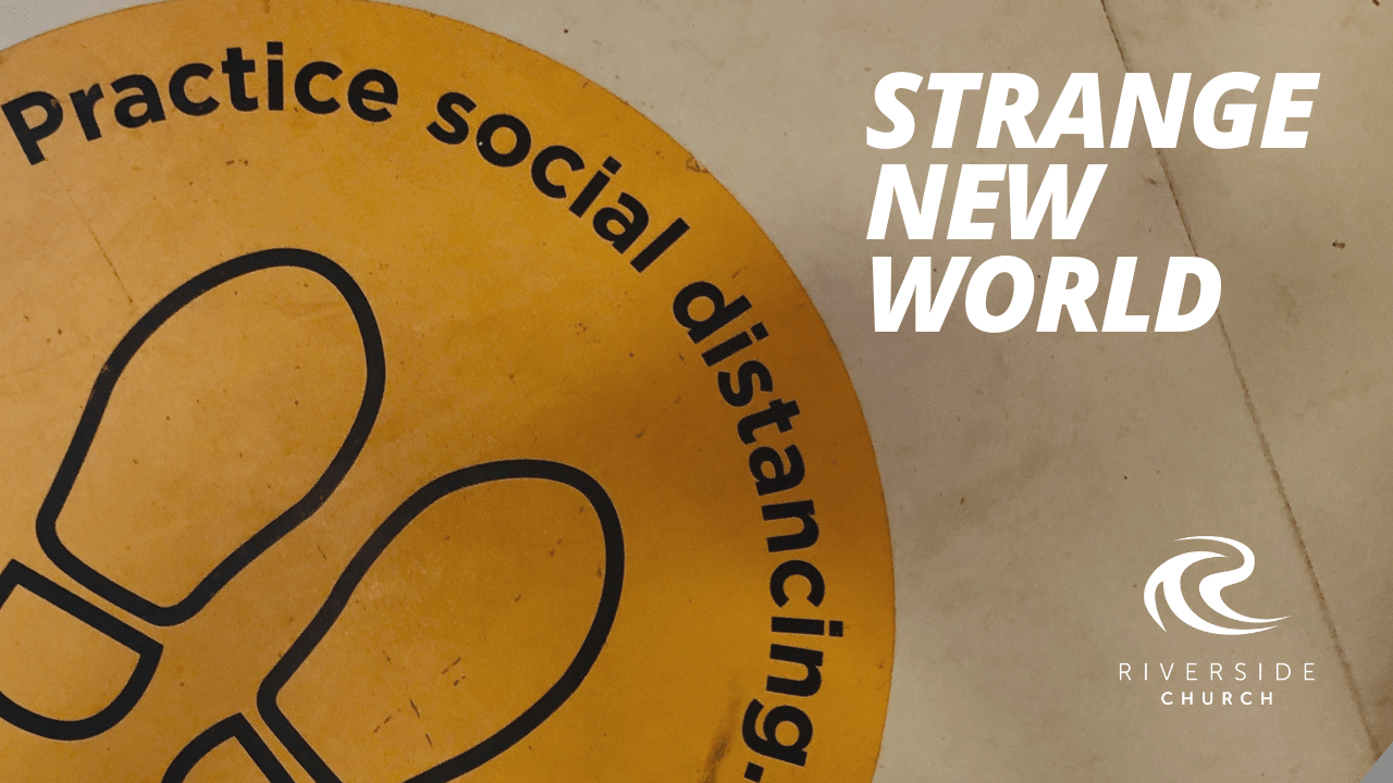 Strange New World – Session 7: Hope That Really Is